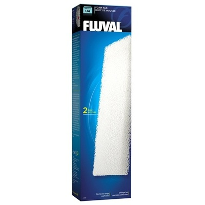 Fluval U Filter Foam Pad - 2 Pack