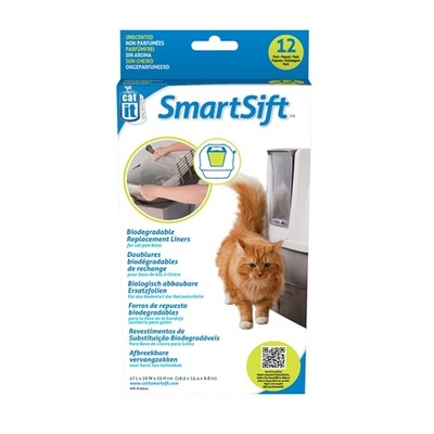 Catit Design SmartSift Biodegradable Replacement Liners