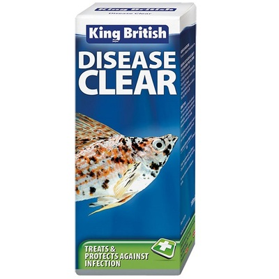 King British Disease Clear Treatment
