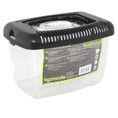 Komodo Plastic Terrarium