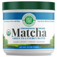 Ceremonial Grade Matcha Green Tea Energy Blend 156g