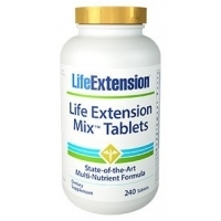 Life Extension Mix TABLETS 240's
