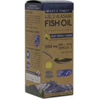 Wild Alaskan Fish Oil Peak Omega-3 Liquid 2150mg (Lemon) 125ml