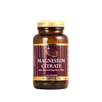 Magnesium Citrate 100mg 60's (Currently Unavailable)