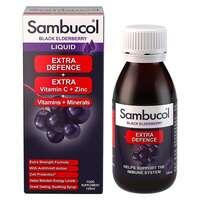Sambucol Extra Defence 120ml