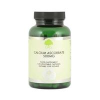 Calcium Ascorbate 500mg 120's