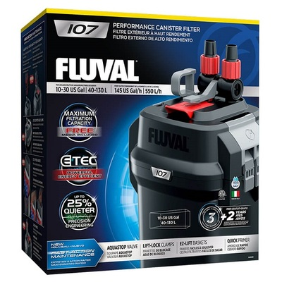 NEW Fluval 07 External Performance Canister Filters