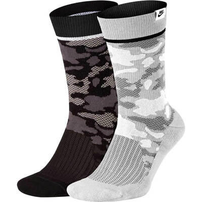 Nike Golf Socks SNKR Sox Crew Neutral Camo 2019