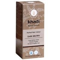 Khadi-Natural-Permanent-Hair-Colour-Powder-in-Dark-Brown