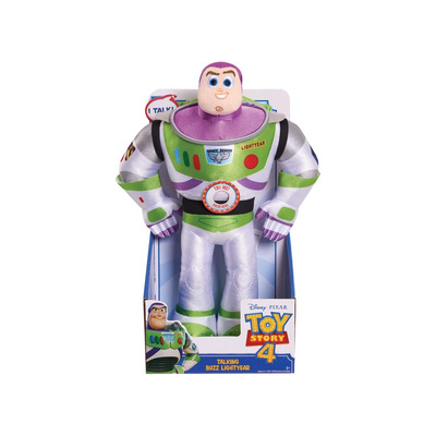 Toy Story 4 Buzz Talking Plush
