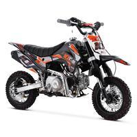 Image of 10Ten 90R 90cc Motorbike 62cm Semi-Automatic Mini Pit Bike