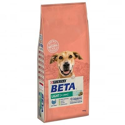 Purina Beta Light Adult Turkey Dog Food