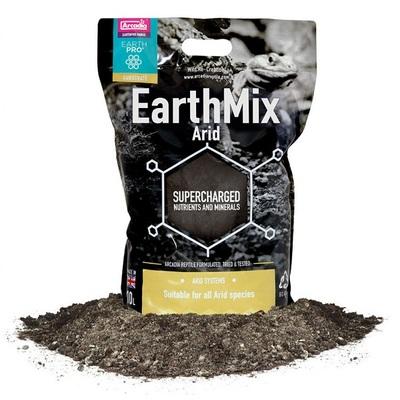 Arcadia Earth Mix Arid Reptile Substrate
