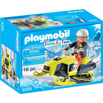 Playmobil Action Snowmobile