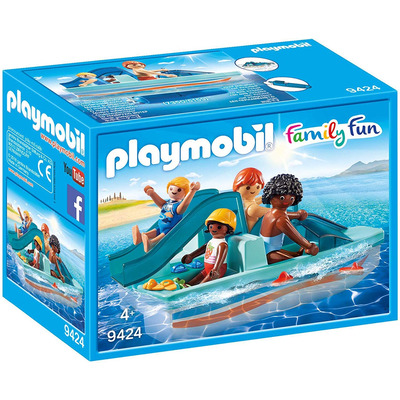 Playmobil Floating Paddle Boat