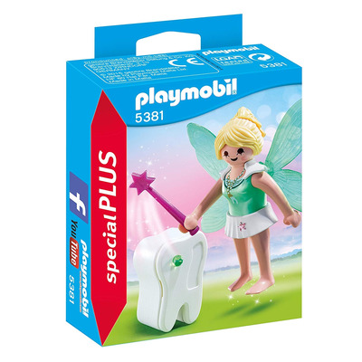 Playmobil Tooth Fairy With Tooth Box