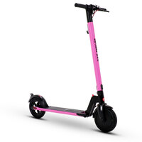 Gotrax GXLV2 250W 36v Lithium Pink Folding Adult Electric Scooter