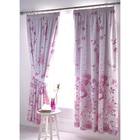 Fairy Princess Lined Curtains 54s