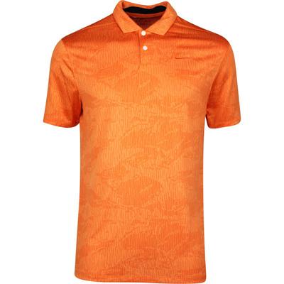 Nike Golf Shirt NK Dry Vapor Camo Jacquard Starfish SS20