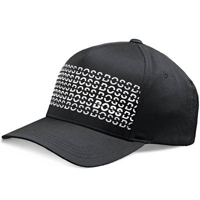 BOSS Golf Cap Skaz Black SP20