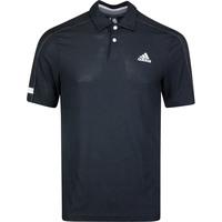 Image of adidas Golf Shirt - Sport Aero Ready Polo - Black SS20