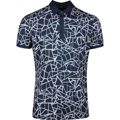 Galvin Green Golf Shirt Markell Navy SS20
