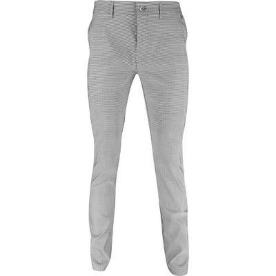 Galvin Green Golf Trousers Nate Ventil8 Plus White Black SS20