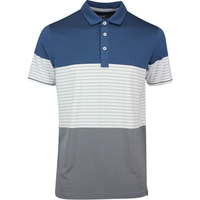 PUMA Golf Shirt Cloudspun Taylor Polo Dark Denim SS20
