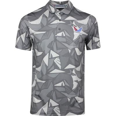 PUMA Golf Shirt Volition Americamo Polo Quiet Shade SS20