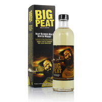 Big Peat Islay Blended Malt Whisky, 20cl