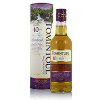 Tomintoul 10 Year Old Whisky - 35cl