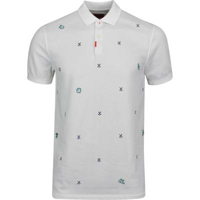 Nike Golf Shirt The Nike Polo Slim White Lucky Charms SU20