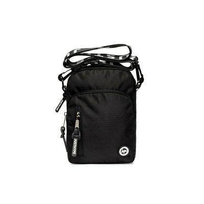Black Roadman Bag