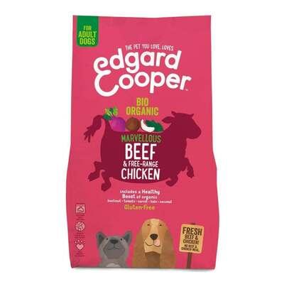 Edgard & Cooper Organic Beef & Chicken Dog Kibble 2.5kg