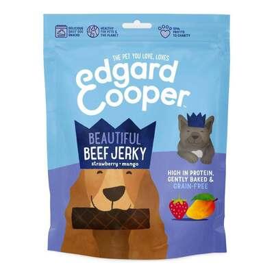 Edgard & Cooper Beef Jerky Treat for Dogs 150g