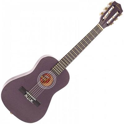 1/2 Junior Acoustic Guitar Pack Metallic Purple
