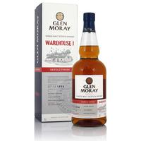 Glen Moray 1998 23 Year Old Barolo Cask, Warehouse 1