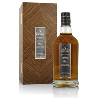 Linkwood 1981, Private Collection Cask #4958