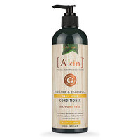 Image of A-kin-Avocado-and-Calendula-Conditioner-All-Hair-Types-500ml