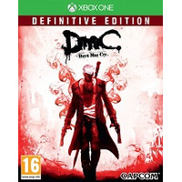 Image of Devil May Cry Definitive Edition