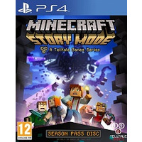 Image of Minecraft Story Mode A Telltale Game Series