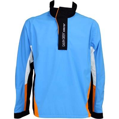 Galvin Green Albin Waterproof Golf Jacket Summer Sky Black