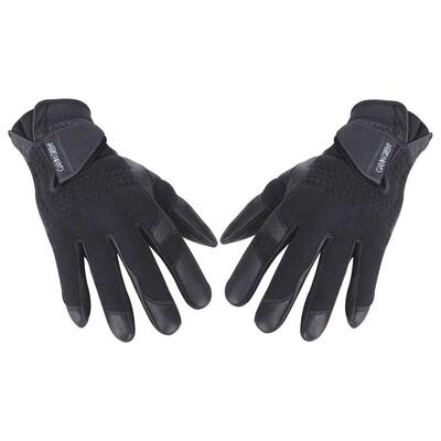 Galvin Green Golf Gloves BECK Leather Fleece Black SS18