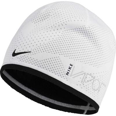 Nike Hypervis Tour Skully Golf Beanie White AW15