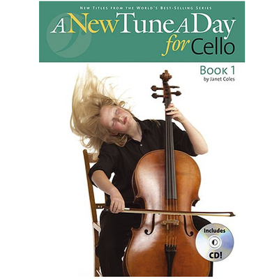 Image of A New Tune A Day Cello Book 1 & CD