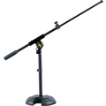 Click to view product details and reviews for Hercules Low Level Boom Mic Stand.