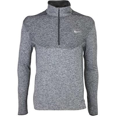 Nike Golf Jumper Flex Knit Zip Black AW16