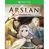 Image of Arslan The Warriors of Legend