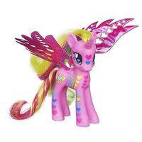 Image of My Little Pony Rainbow Power Fantastic Flutters Princess Cadance