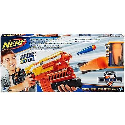 Nerf 2-in-1 N-strike Elite Demolisher Blaster